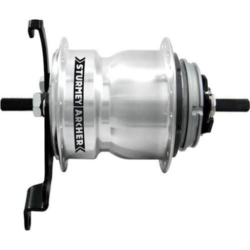 Sturmey-Archer S80 XRD8 8-Speed Drum Brake Hub