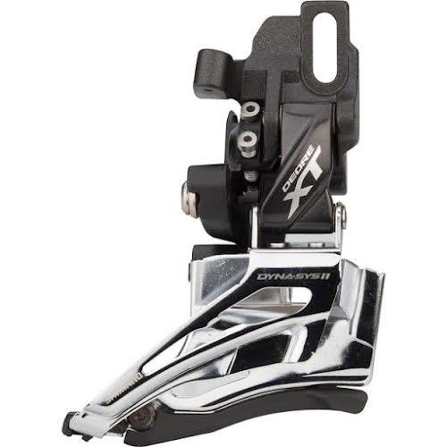 Shimano XT M8025-D 2x11, Direct Mount, Down Swing, Dual Pull, Front Derailleur