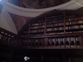Photo: Biblioteczne księgozbiory