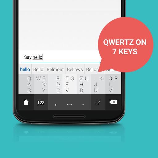 Qey7 Keyboard