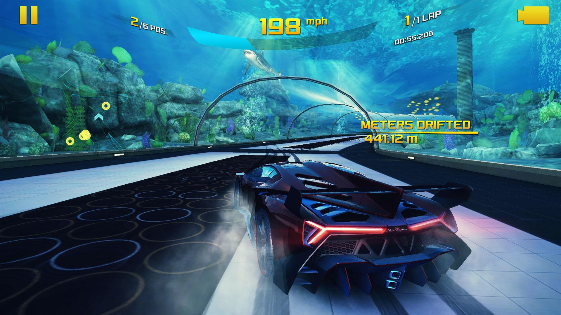 Asphalt 8: Airborne screenshot #18