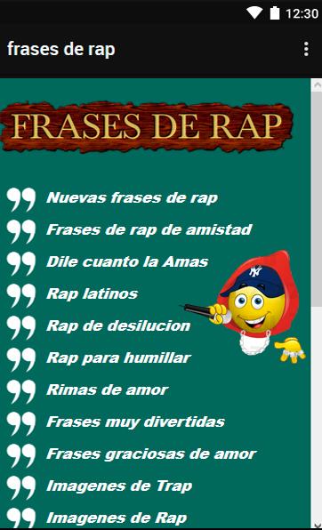 Rap Phrases Android приложения Appagg