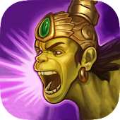 Tải Hanuman Vs Mahiravana Game APK