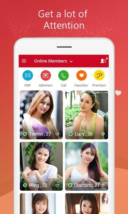 oriental dating app