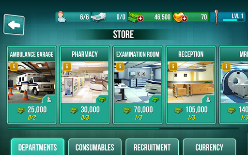 Operate Now: Hospital  screenshots 14