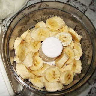 Cottage Cheese And Banana Dessert