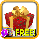 3D Gift Slots - Free icon