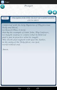 Saint Daily screenshot