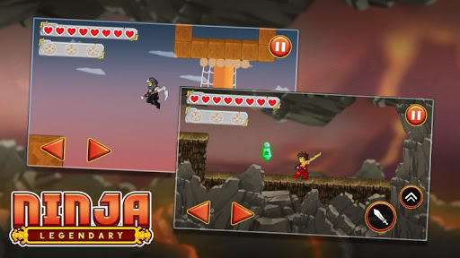 Ninja Toy Warrior - Legendary Ninja Fight for PC