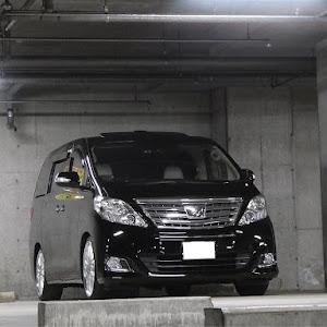 アルファード GGH25W 350G-Lパッケージ  2012年式のカスタム事例画像 にっシャンさんの2019年02月07日20:54の投稿