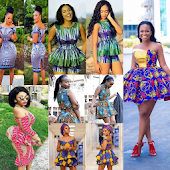 Ankara Fashion Short Styles