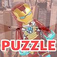 Puzzles Lego Iron Man