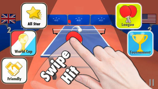 Table Tennis 3D screenshot 1