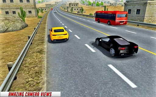 Modern Car top drift Traffic Race- free games 3.6 Screenshots 6