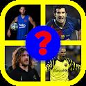 تحدي أسماء لاعبي برشلونة icon