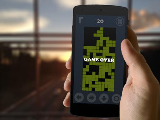 Falling Blocks - Arcade Game