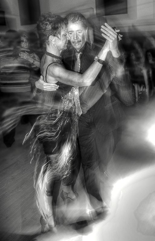 Ballerini di Tango di Black