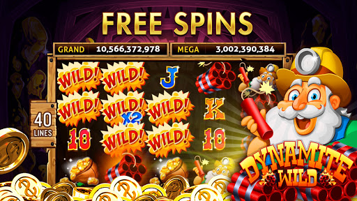 Club Vegas: Online Slot Machines with Bonus Games 63.0.5 screenshots 1