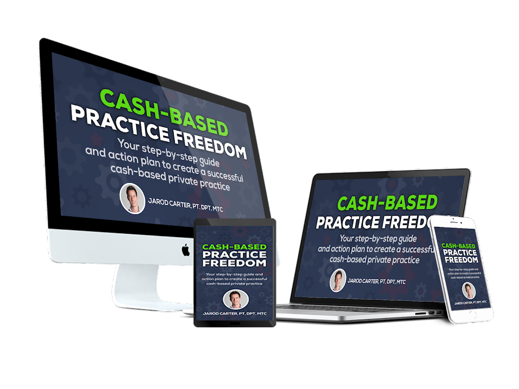 Cash-Based Practice Freedom E-Course