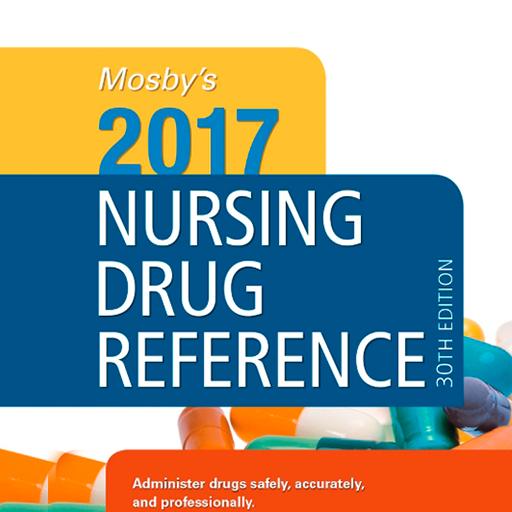 Mosby's 2017 Nursing Drug Ref.