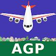Malaga Airport: Flight Information apk