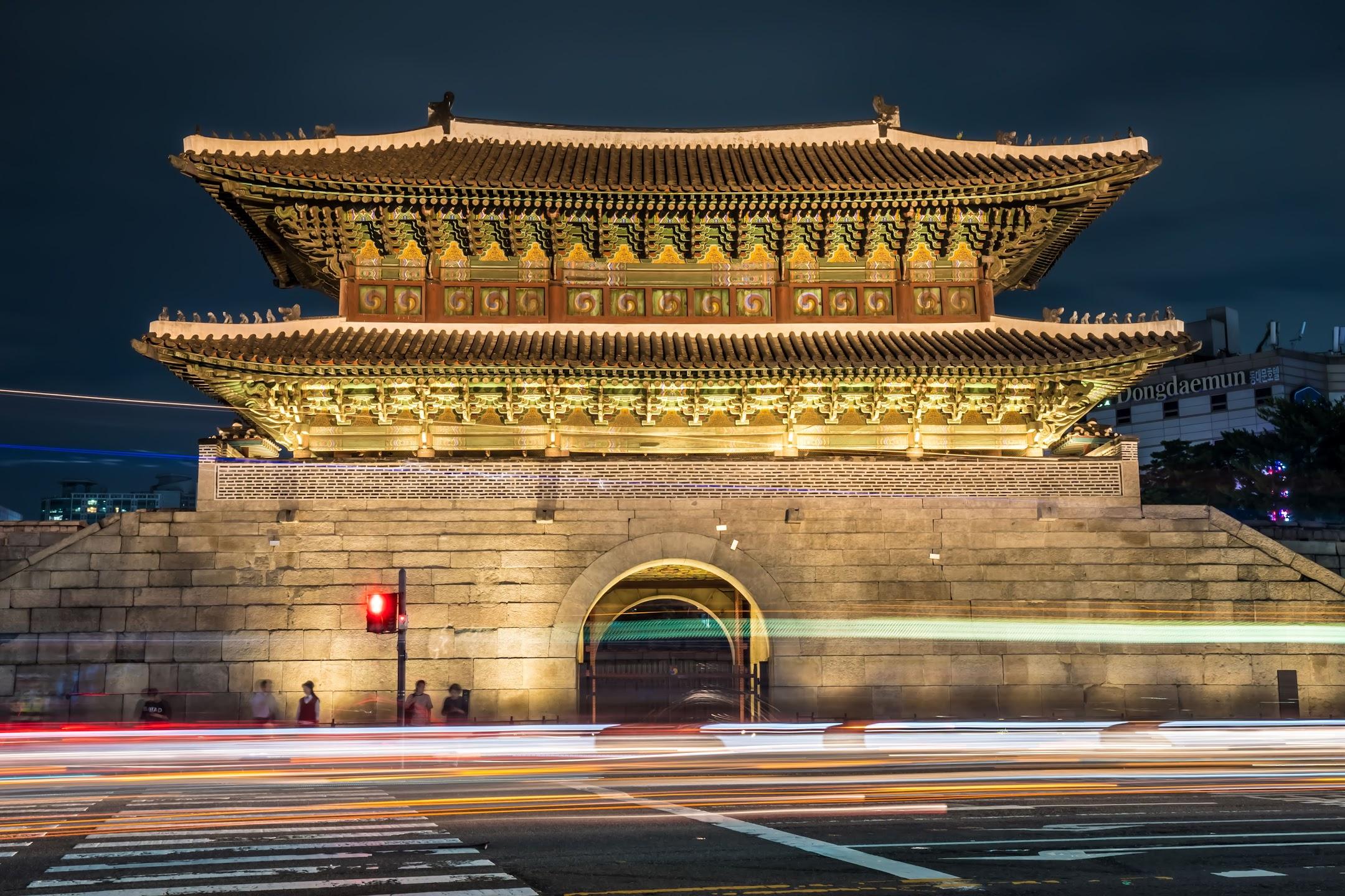 ソウル 東大門 興仁之門3