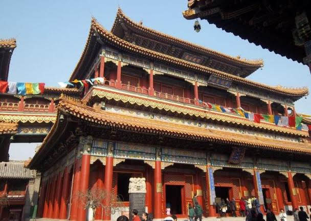 Templo Lama (Yonghegong)