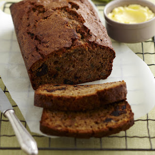 Zucchini and Walnut Bread