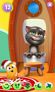 My Talking Tom 2 Mod Apk 2.5.0.9 [Unlimted Money] 3
