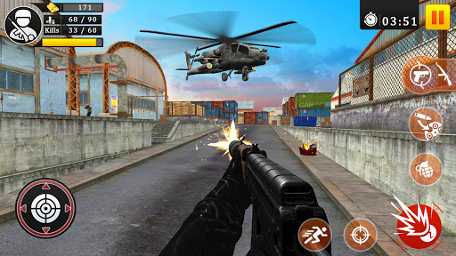 FPS Modern Strike: Counter Terrorist Game 1.7 screenshots 1