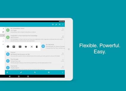 Aqua Mail PRO APK- Email app LITE Mod [Full Unlocked] 8