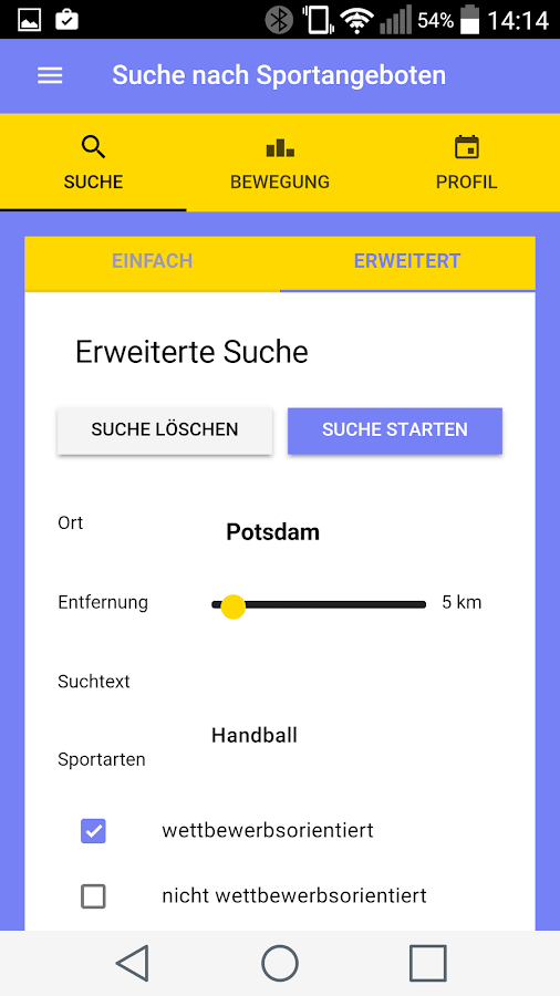 activityschool- screenshot