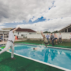 Wedding photographer Oleg Garasimec (GARIKAFTERWORK). Photo of 30.05.2017
