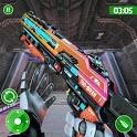 Anti-Terrorism Robot Shooting Game: fps shooter icon