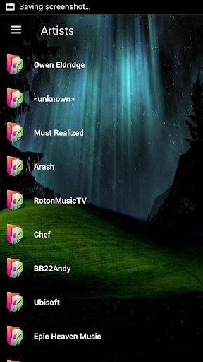 MP3 Player Lion - Music Free 2.5 screenshots 1
