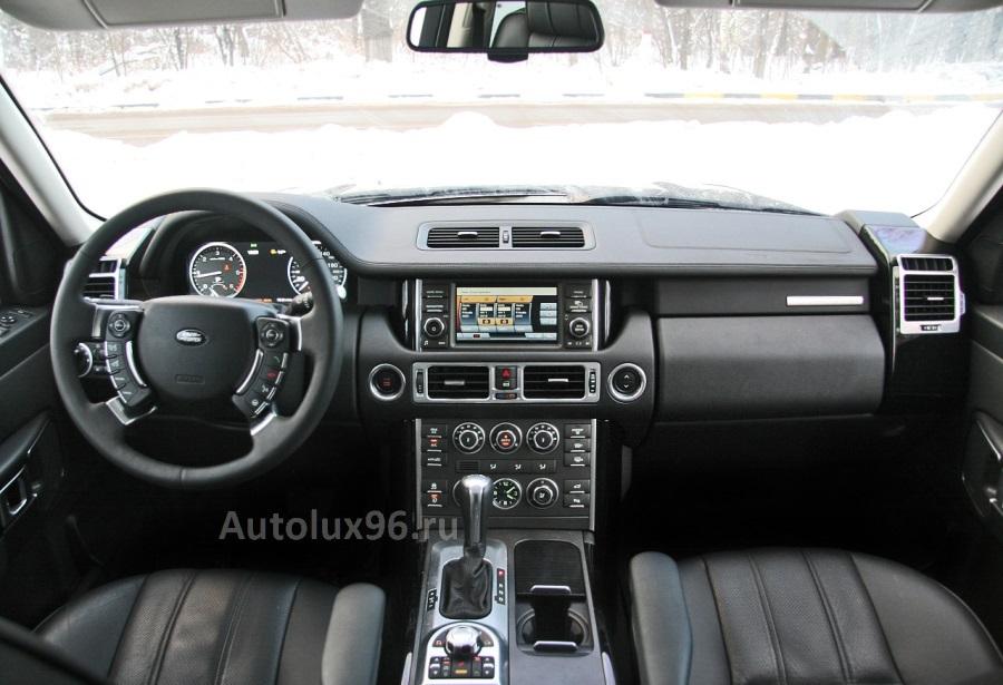 Range Rover в Екатеринбурге