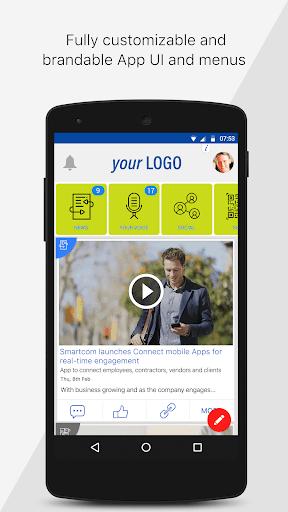 hubEngage - Employee App screenshot 1
