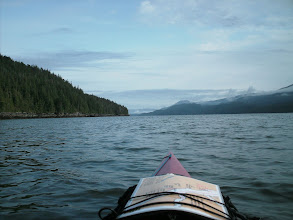 Photo: June 15 - Heading north up Grenville Channel.