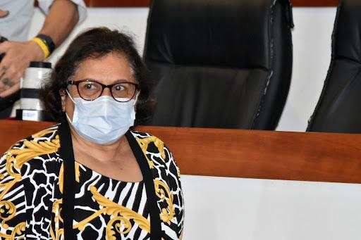 Duarte tells those disputing ANC candidates list to bring proof
