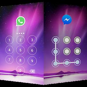 AppLock Aurora privacy guard v2 0 Apk, Free Personalization