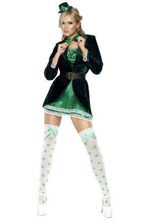 Klänning, St Patricks day