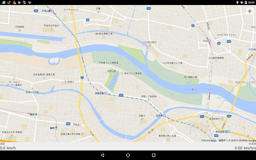 無料交通运输Appの乗り鉄向け速度計|記事Game