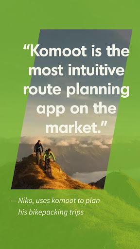 Komoot u2014 Cycling, Hiking & Mountain Biking Maps 10.16.5 Screenshots 6