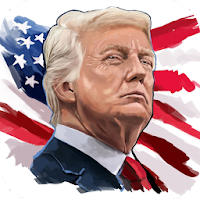 Donald Trump Stickers Pack for WhatsApp