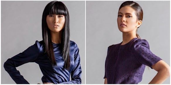 Jodilly and Katarina in Top 3 of Asia's Next Top Model S2 - Katarina Rodriguez and Jodilly Pendre