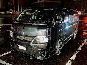 ハイエースバン  スーパーGL 2.5DT 4WDのカスタム事例画像 ゆーきさんの2018年12月01日11:57の投稿