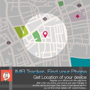 IMEI Tracker - Find My Device - náhled