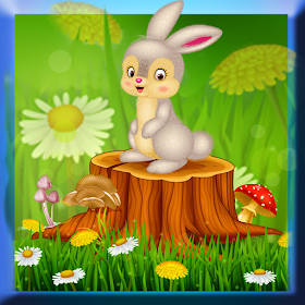 книжка-раскраска сладкого кролика