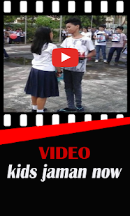 Kids Jaman Now Video - náhled