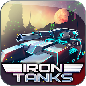Iron Tanks Apk + Mod (Unlimited Money) + Data v1.82
